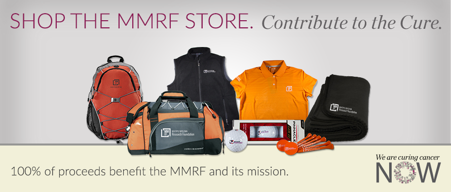 Shop the MMRF Store